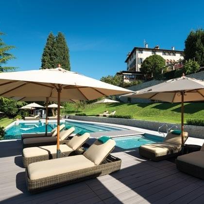 Asolo, Villa Cipriani