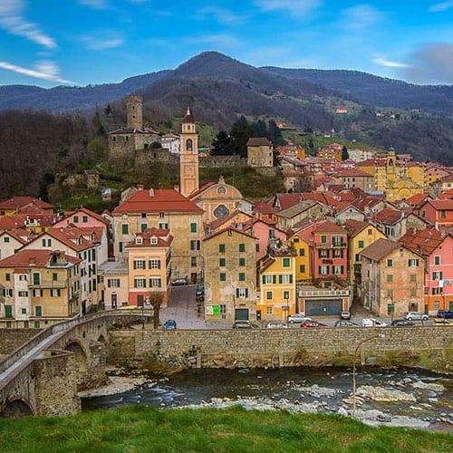 Campo ligure i borghi pi belli d 39 italia for Borghi liguria ponente