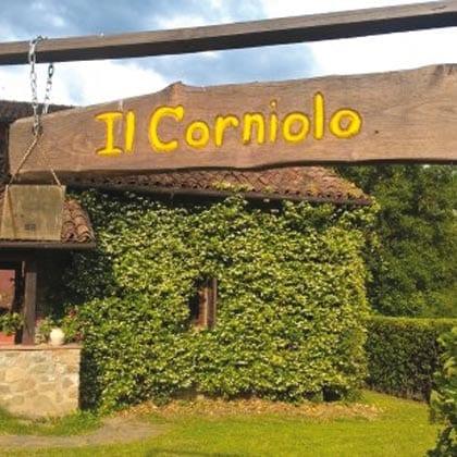 Castiglione, Il Corniolo