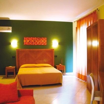 Castiglione di Sicilia, Hotel Federico II