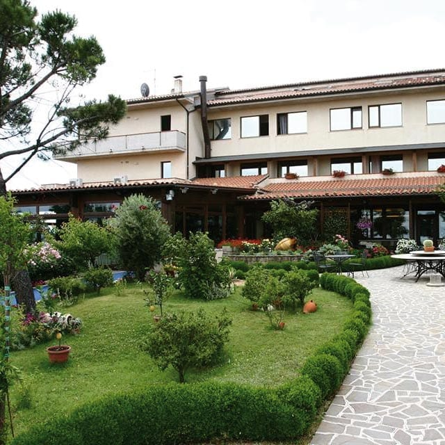 Cingoli, Hotel Tetto delle Marche