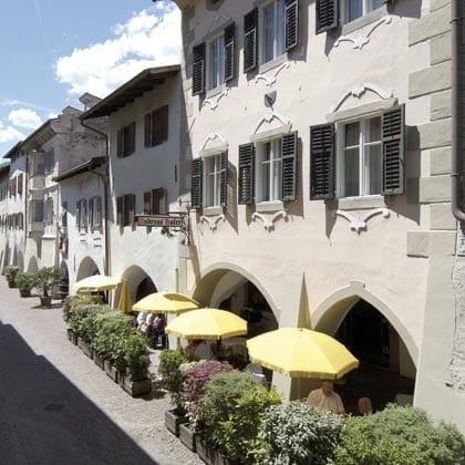 Egna, Hotel Andreas