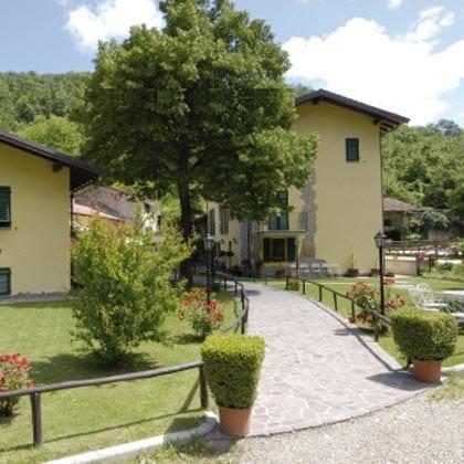 Garbagna, Casa Castellini