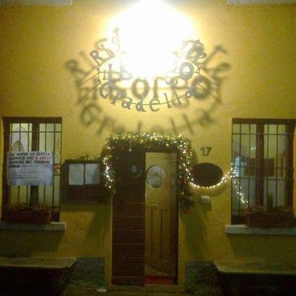 GRADELLA, Il Borgo