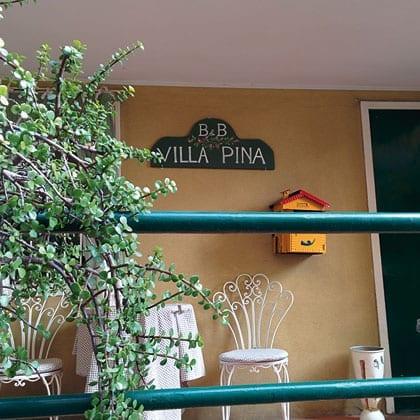 LAIGUEGLIA, Villa Pina