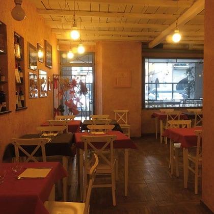 MILLESIMO, ristorante