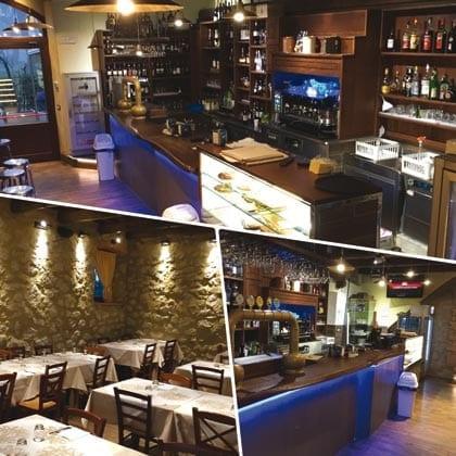 Santa Fiora, American Bar