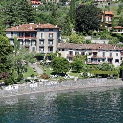 Tramezzina, San Giorgio Hotel
