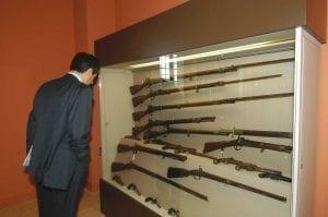 Sarnano_Museo delle Armi