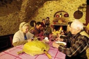 Tremosine sul Garda la cucina tradizionale