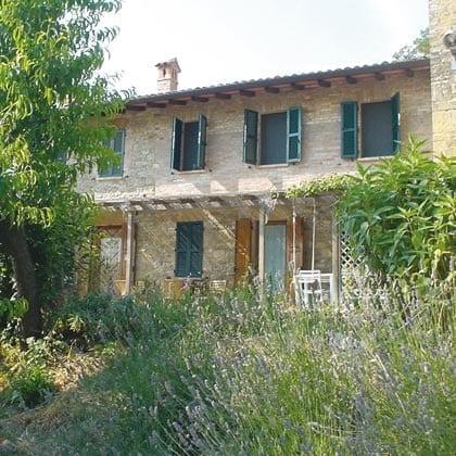 Vigoleno, Casa dell'Abbondanza