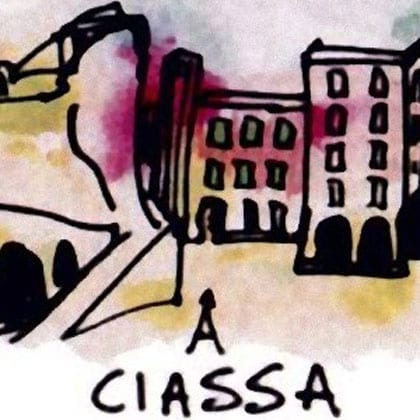 Apricale, A Ciassa