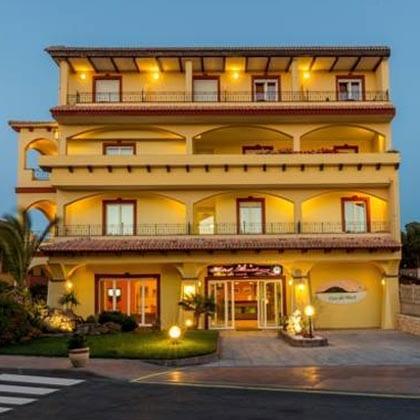 Castelsardo, Hotel Rosa dei Venti