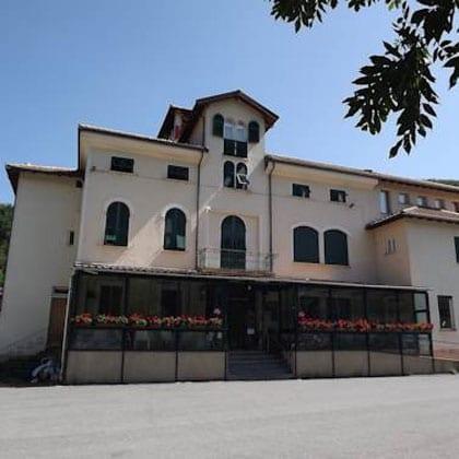 Campo Ligure, Hotel Turchino