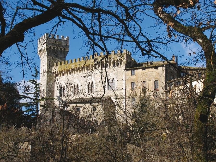 San Casciano dei Bagni – I Borghi più Belli d\'Italia