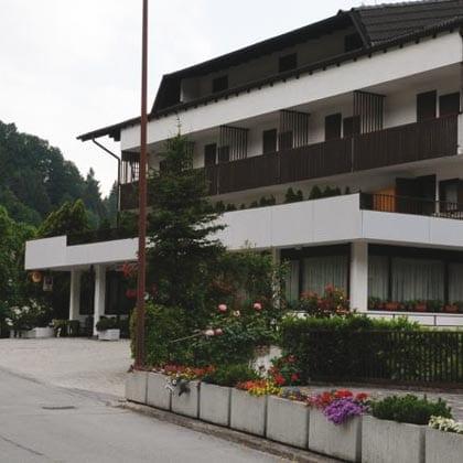 San Lorenzo, Hotel Cima Tosa