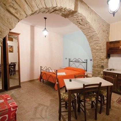 Castelmezzano, Il Borgo Ducale