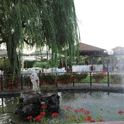 Castro dei Volsci, Hotel Santina