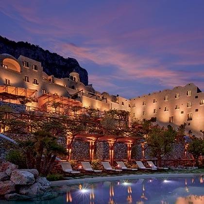 Conca dei Marini, Monastero Santa Rosa Hotel & Spa