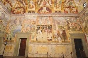 Castiglione-del-lago museo