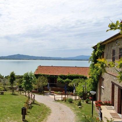 Castiglione del Lago, Il Poggio