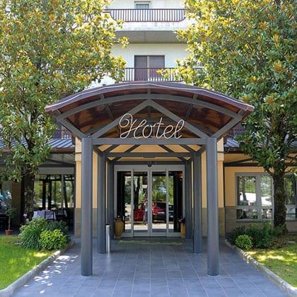 Deruta, Hotel Melody