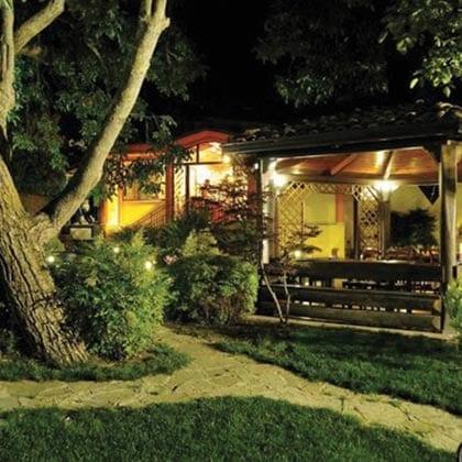 Monteverde, Al Giardino
