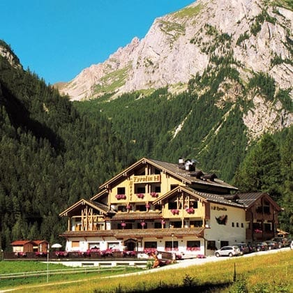 Sottoguda, Hotel Tyrolia