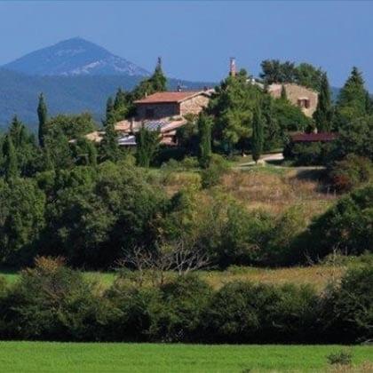 Torre Alfina, Agriturismo Pomantello