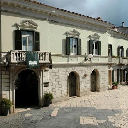 Venosa, Hotel Orazio